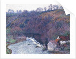 The Mill at Vervy, 1889 by Claude Monet