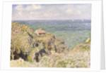 Varengeville Gorge, 1882 by Claude Monet