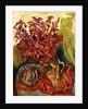 The Gladiolus, c.1919 by Chaim Soutine