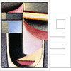 Abstract Head: The Chalice Passed Me, 1929 by Alexej von Jawlensky