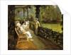 The Veranda, 1912 by John Lavery