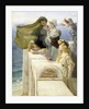 At Aphrodite's Cradle by Lawrence Alma-Tadema