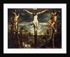 The Crucifixion, 1554-55 by Jacopo Robusti Tintoretto