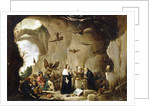 The Temptation of Saint Anthony by David the Younger Teniers