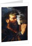 Head of a Sage by Pier Francesco Mola