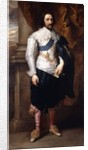 Portrait of Charles, Marquis de Vieuville by Anthony van Dyck