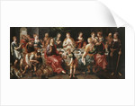 The Marriage at Cana by Hendrik de Clerck