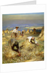 Harvest, Tying the Sheaves, 1902 by George Clausen