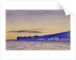 Blue Ice Cliffs, 1901-04 by Edward Adrian Wilson