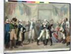 Washington's Farewell to his Officers by Alonzo Chappel