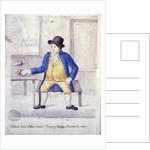 Nathan Wood, Patten Maker by Thomas Barritt