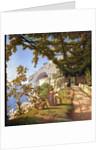 View of Capri by Theodore Caruelle d' Aligny