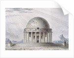 Design for a House for a Cosmopolite, 1783 by Antoine Laurent Thomas Vaudoyer