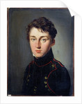 Portrait of Lazare Nicolas Marguerite Carnot by Louis Leopold Boilly