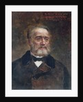 Jacques-Joseph Moreau de Tours 1884 by Georges Moreau de Tours