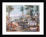 French provincial Festival of the Supreme Being, 1794 by French School