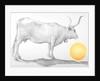 Mucca in Maremma by Antonio Ciccone