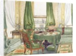 Interior View of a Drawing Room in Brighton, c.1845 by English School