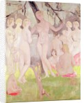 The Bathers by Jacqueline Marval