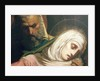 Virgin Mary at the Foot of the Cross, 1847 by Henri Lehmann