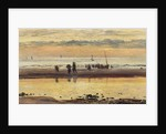 Towards Sunset, Boulogne Sands, 1873 by William Lionel Wyllie