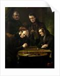 The Chess Players by James Lonsdale