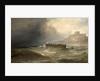 Brig Drifting Ashore off Bamborough, Northumberland, 1875 by Edwin Hayes