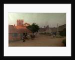 Evening Glow, 1909 by Tom Trythall Rowe