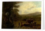 Near Haslemere, Surrey by George Shalders