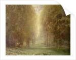 Autumn by Arthur Lowe