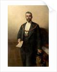Alderman Sir John Turbey, Kt, 1889 by Alfred Hartley