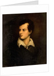 6th Lord Byron by Thomas Phillips