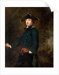Admiral the Honourable John Byron, 1748 by Joshua Reynolds