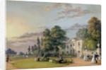 Tea at Englefield Green by Paul Sandby