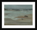 Beach, looking out to Sea, 1886 by Sidney Starr