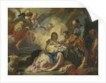 Rest on the Flight into Egypt, 1725-35 by Francesco de Mura