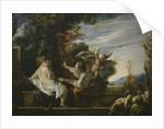 Vertumnus and Pomona, 1621-23 by Domenico Fetti or Feti