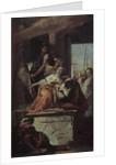 The Martyrdom of St. Agatha, c.1734 by Giovanni Battista (1696-1770) Tiepolo
