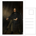Rt. Hon. Edward Ellice MP, 1854/1855 by Francis Grant