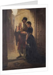 Adios, 1871 by John Haynes-Williams