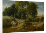 The Ford, 1860 by William Frederick Witherington
