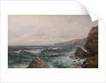 Seascape, late 19th-20th century by George Barker
