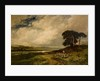 Landscape with Sheep, 1899 by Edmund Morison Wimperis