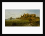 June Morning, Kenilworth Castle, 1865 by Edward Price