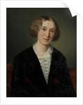 George Eliot, Mary Ann Evans, 1880-81 by François d' Albert-Durade