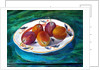 Fruit on a Staffordshire Dish by Cristiana Angelini