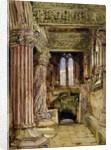 Rosslyn Chapel, Scotland by Alexander Jnr. Fraser