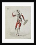 De Begnis, of the King's Theatre, as Figaro in The Marriage of Figaro, 1823 by Maxim Gauci