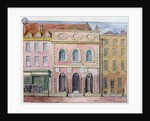 King's Theatre, Haymarket, 1783 by William Capon