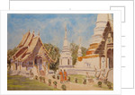 877 Wat Phra Singh, Chiang Mai by Wilson Clive